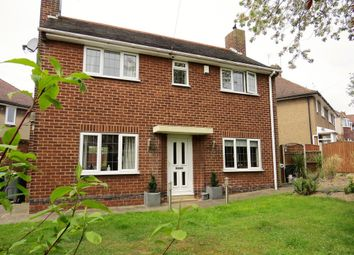 Thumbnail 3 bed detached house for sale in Brearley Avenue, New Whittington, Chesterfield