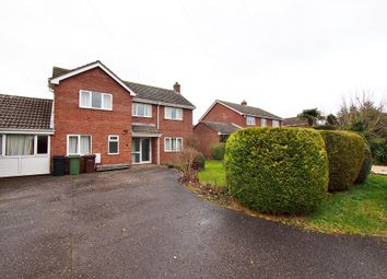 Thumbnail 4 bed detached house to rent in Bentley Road, Tacolneston, Norwich