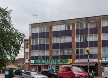 Thumbnail 3 bed maisonette for sale in Dallow Road, Luton