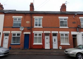 Thumbnail 2 bed terraced house to rent in Paget Road, Leicester