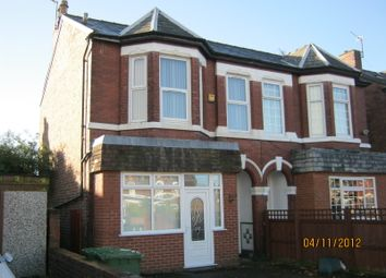 Thumbnail 1 bed flat to rent in Hawkshead Street, Southport