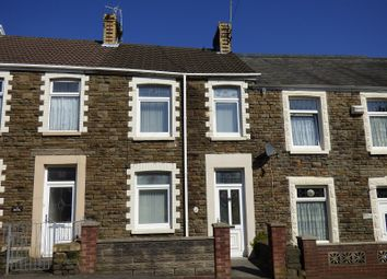 Thumbnail 2 bed terraced house to rent in Llantwit Road, Neath, West Glamorgan.