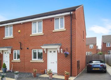 Thumbnail 3 bed end terrace house for sale in Butterworth Close, Wythall, Birmingham