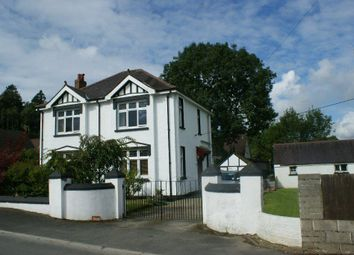 Thumbnail 3 bed detached house for sale in Pontwelly, Llandysul