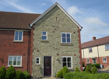 Thumbnail 3 bed end terrace house for sale in Allen Road, Shaftesbury