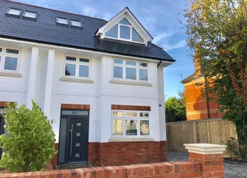 Thumbnail 4 bedroom semi-detached house for sale in Sandringham Road, Parkstone, Poole