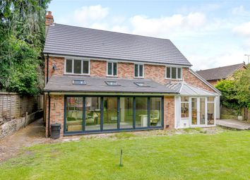 Thumbnail 5 bed detached house for sale in Belmont, Woodspeen, Newbury, Berkshire