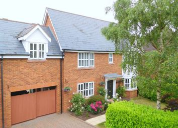 Thumbnail 4 bed link-detached house for sale in Chalfont Crescent, Wychwood Park, Weston