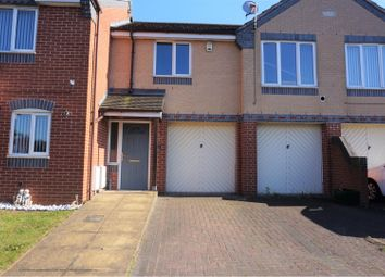Thumbnail 1 bed town house for sale in Huckerbys Field, Nottingham
