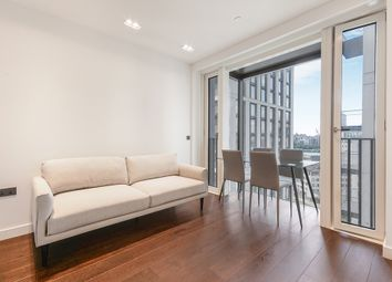 Thumbnail 1 bed flat to rent in Casson Square, London