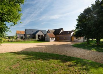 Thumbnail Detached house for sale in Old Milton Road, Thurleigh, Bedford