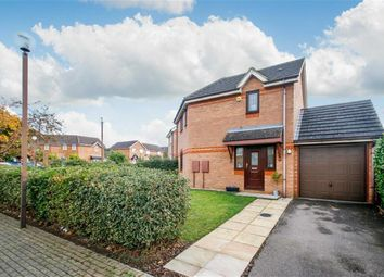 Thumbnail 3 bedroom detached house for sale in Brearley Avenue, Oldbrook, Milton Keynes, Buckinghamshire