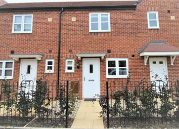 Thumbnail 2 bed terraced house for sale in Abney Road, Meon Vale, Stratford-Upon-Avon