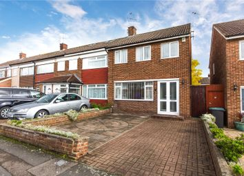 3 bed end terrace house for sale in Ranelagh Gardens, Northfleet, Kent DA11