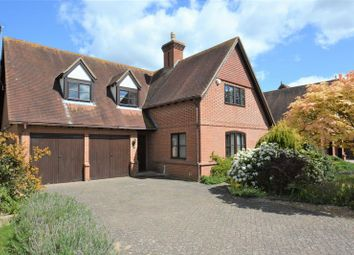 Thumbnail 3 bed detached house for sale in The Paddock, Chilton, Didcot