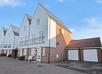 Thumbnail 4 bed semi-detached house for sale in Millbrook Close, Wixams, Bedford