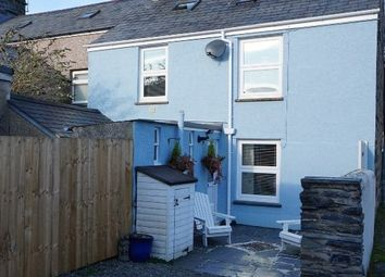 Thumbnail 2 bed cottage for sale in Chapel Street, Porthmadog