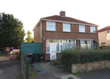 Thumbnail 3 bed semi-detached house for sale in Winchester Road, Shortstown, Bedford