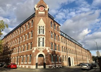 Thumbnail 2 bed flat for sale in William Bancroft Buildings, Roden Street, Nottingham