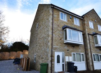 Thumbnail 5 bed town house to rent in Forest Road, Huddersfield