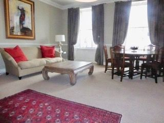 Thumbnail 2 bed flat to rent in Charlotte Street, Perth, Perthshire