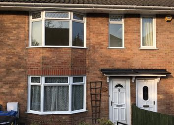 Thumbnail 3 bed terraced house to rent in Jex Road, Norwich