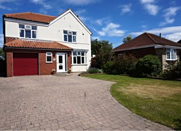 Thumbnail 6 bed detached house for sale in Mill Lane, York