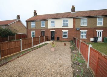 Thumbnail 3 bed terraced house for sale in Empire Terrace, London Road, Attleborough