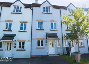 Thumbnail 3 bed town house for sale in Austen Close, Par, Cornwall