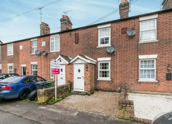 Thumbnail 2 bed terraced house for sale in Wethersfield Road, Sible Hedingham, Halstead
