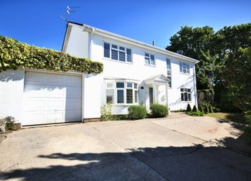 Thumbnail 5 bedroom detached house for sale in Heol St Denys, Lisvane, Cardiff