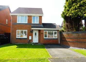 Thumbnail 3 bedroom detached house for sale in Llys Baldwin, Gowerton, Swansea
