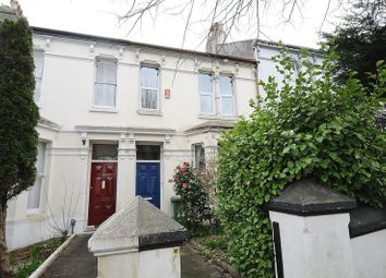 Thumbnail 3 bedroom terraced house for sale in Belgrave Road, Mutley, Plymouth