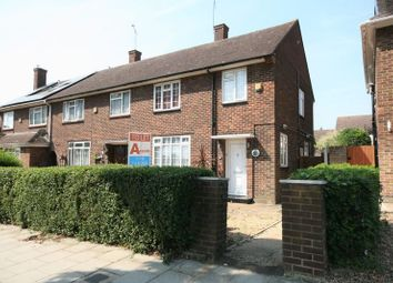Thumbnail 3 bed terraced house to rent in Gooshays Drive, Romford