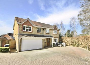 Thumbnail 5 bed detached house for sale in Garth Close, Chippenham, Wiltshire