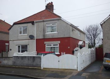 Thumbnail 3 bedroom semi-detached house for sale in Norfolk Avenue, Morecambe