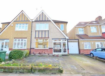Thumbnail 3 bed semi-detached house for sale in Norwood Drive, Harrow, Middlesex