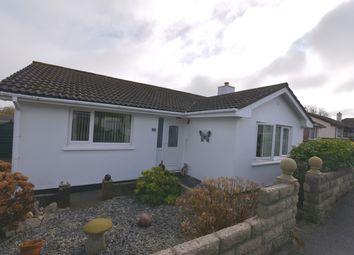 Thumbnail 2 bedroom bungalow for sale in Bellever Parc, Camborne