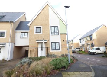 Thumbnail 4 bed link-detached house to rent in Axial Drive, Colchester