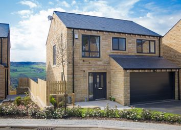Thumbnail 5 bed detached house for sale in Cumberworth Lane, Denby Dale, Huddersfield