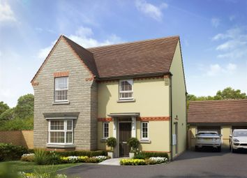 Thumbnail 4 bed detached house for sale in Plot 19, Shenton, Saxon Fields, Cullompton
