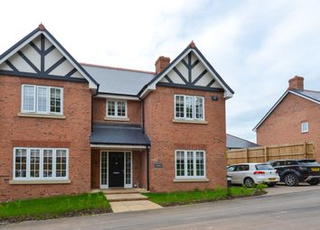 Thumbnail 5 bed detached house for sale in Butterwick Close, Barnt Green, Birmingham