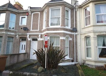 2 bed maisonette to rent in Pasley Street, Stoke, Plymouth PL2