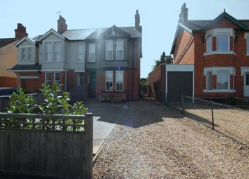 Thumbnail 3 bed semi-detached house for sale in Wolverton Road, Newport Pagnell, Buckinghamshire