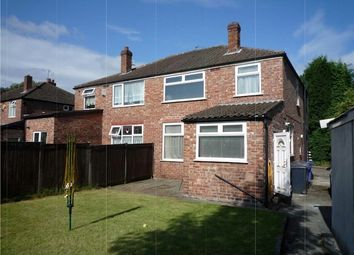 Thumbnail 4 bedroom semi-detached house to rent in Sherwood Avenue, Fallowfield