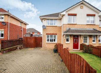 Thumbnail 3 bed semi-detached house for sale in Heather Gardens, Glasgow