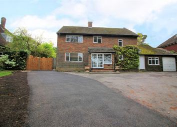 Thumbnail 3 bed detached house for sale in The Warren, Radlett