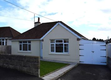 Thumbnail 2 bedroom detached bungalow for sale in Linden Close, Sticklepath, Barnstaple