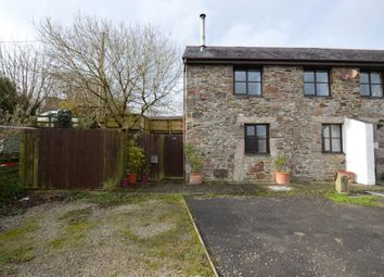 Thumbnail 3 bed end terrace house for sale in The Barns, Treisaac, Newquay, Cornwall