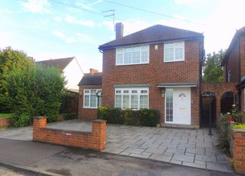 Thumbnail 4 bed detached house for sale in St Andrews Close, Old Windsor, Berkshire